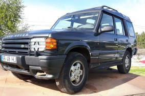 Land Rover Discovery 2.5 TDI 300