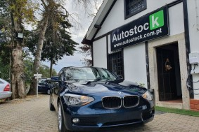 BMW 116 D EfficientDynamics